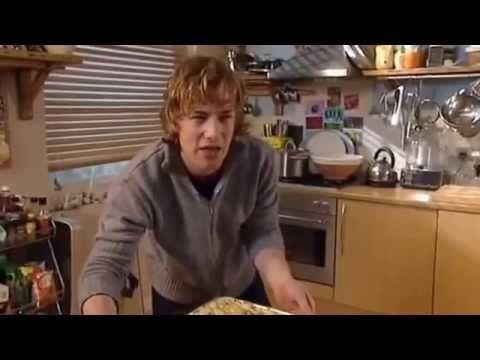 Jamie Oliver, a pucér szakács - Rozmaringos kenyér