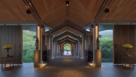 Amanoi Resort, Provincia di Ninh Thuan, 2014 - Denniston International Architects