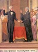 """Presidential Inaugurations: I Do Solemnly Swear"" Lesson Plans 
