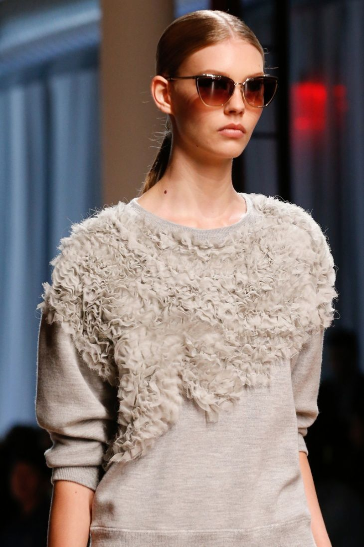 Sweatshirt Jason Wu with his own hands