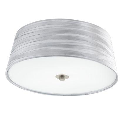Srebrny plafon FONSEA może stać się ozdobą Twojej kuchni lub jadalni. #mlamp #oświetlenie #lampa #sufitowa #wystrój #wnętrz