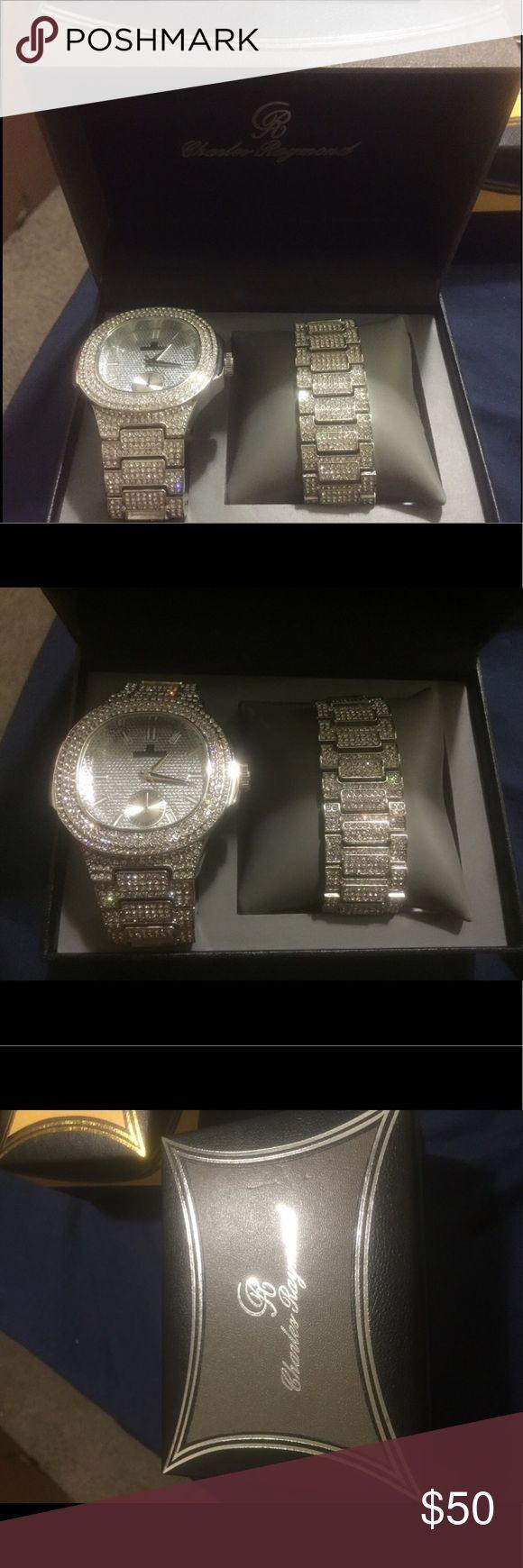 Watch set Charles Raymond watch set wit matching bracelet charles raymond Accessories