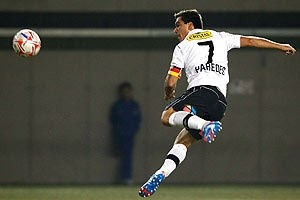Esteban Paredes, Colo-Colo Football Player