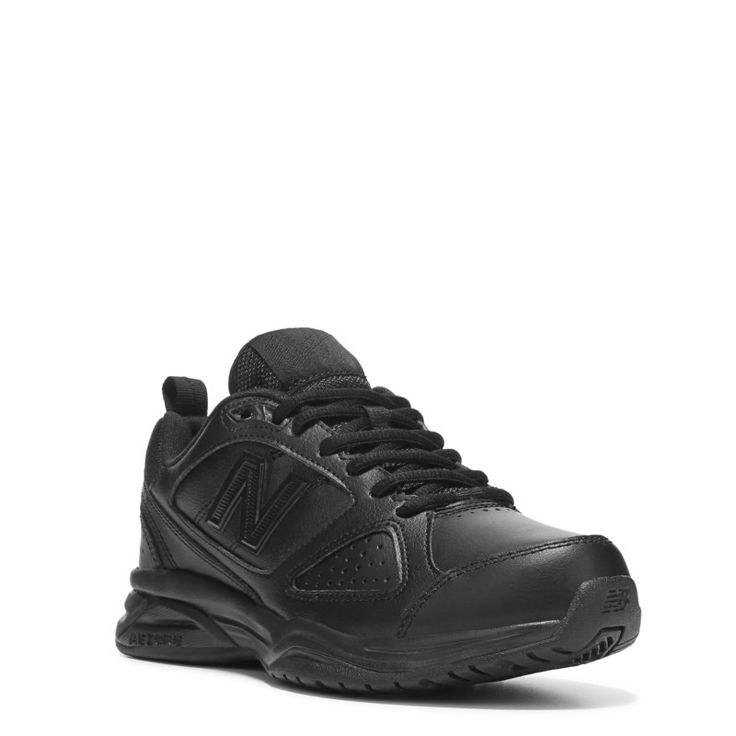 New Balance Women's 623 V3 Medium/Wide/X-Wide Sneakers (Black Leather) - 12.0 2E