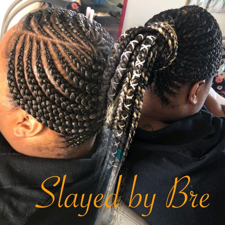 Slayed Hair wrap, Ponytail, Beauty