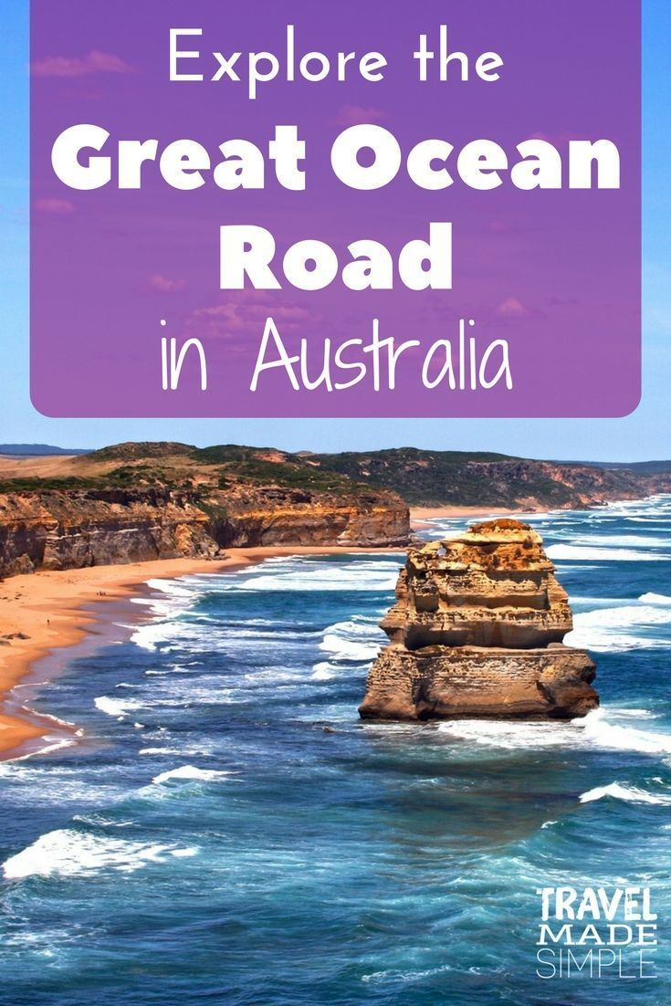 Taking a Great Ocean Road tour in Australia was one of the best decisions I made. It was worth it to have someone else drive so I could concentrate on the scenery, and the guide had tons of interesting info to share with us. #Australia | Great Ocean Road travel tips | day trips from Melbourne #AustraliaTravel2Weeks
