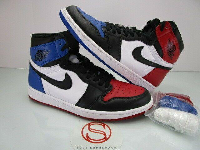 Nike Air Jordan I 1 Retro High Og Top 3 Three 10 5 Air Jordans