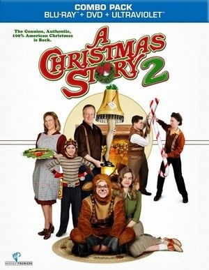 """""""A Christmas Story 2"""" starring Home Alone Actor  MOVIE REVIEW A Christmas Story 2  Direct-to-DVD Release Date: October 30, 2012  Rated: PG, for language and some rude humor  *Please Note: this is a sequel to the original Christmas Comedy, A Christmas Story. New actors have been casted to play the parts of the original characters."""