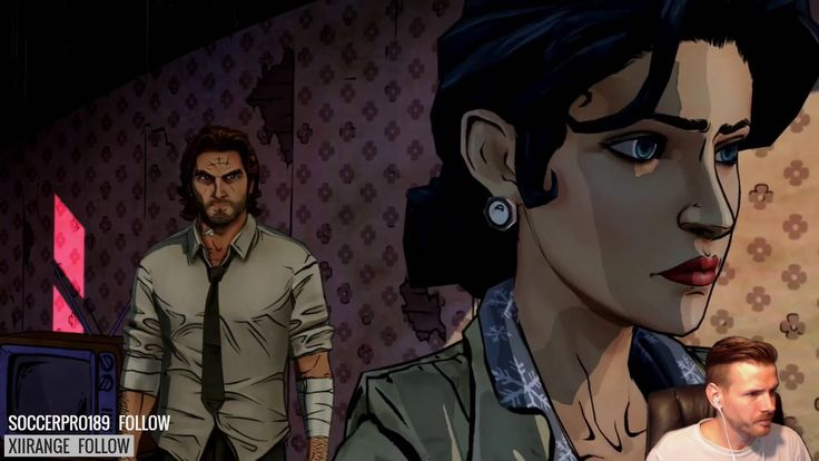 Twitch Livestream | The Wolf Among Us - Gameplay, Playthrough - In Sheep...