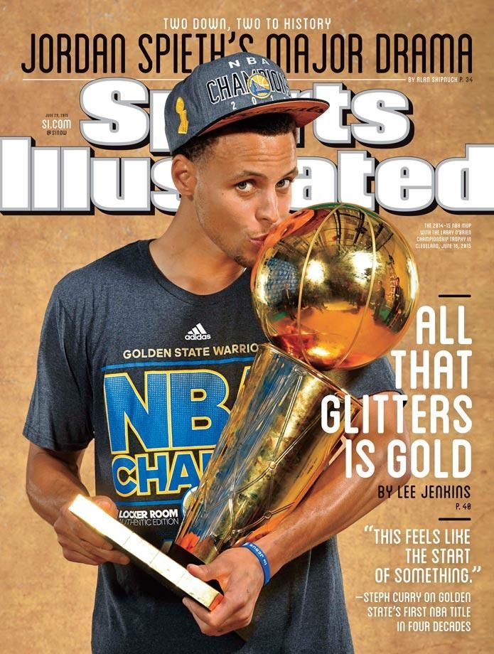 2015 Sports Illustrated Covers