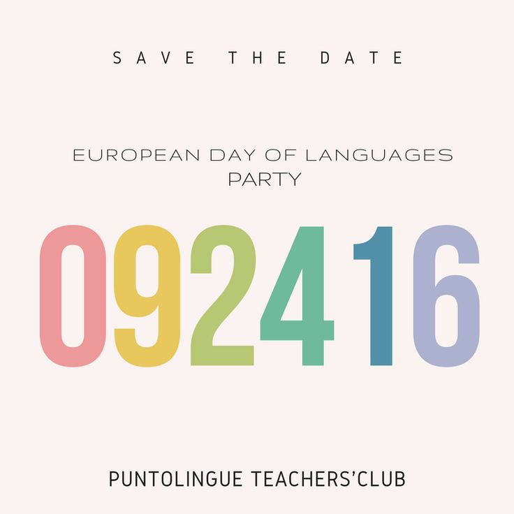 We wantto celebrate the European day of Languages throwinga big party with food, music and dance from all over Europe. Please, let us knowwhat you think. If you wish to join the party send an em…