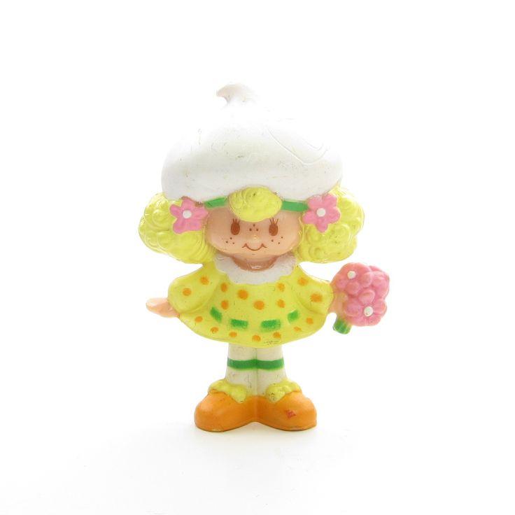 Strawberry Shortcake Lemon Meringue w/ Pet Frog Rare