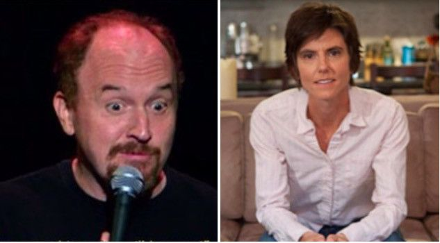 Louis C.K. Under Fire For Allegedly Plagiarizing Sketch From 'Extremely Disappointed' Comedian Tig Notaro - http://viralfeels.com/louis-c-k-under-fire-for-allegedly-plagiarizing-sketch-from-extremely-disappointed-comedian-tig-notaro/