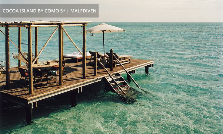 COCOA ISLAND BY COMO 5* | MALEDIVEN - Authentische Trauminsel mit unaufdringlichem Luxus