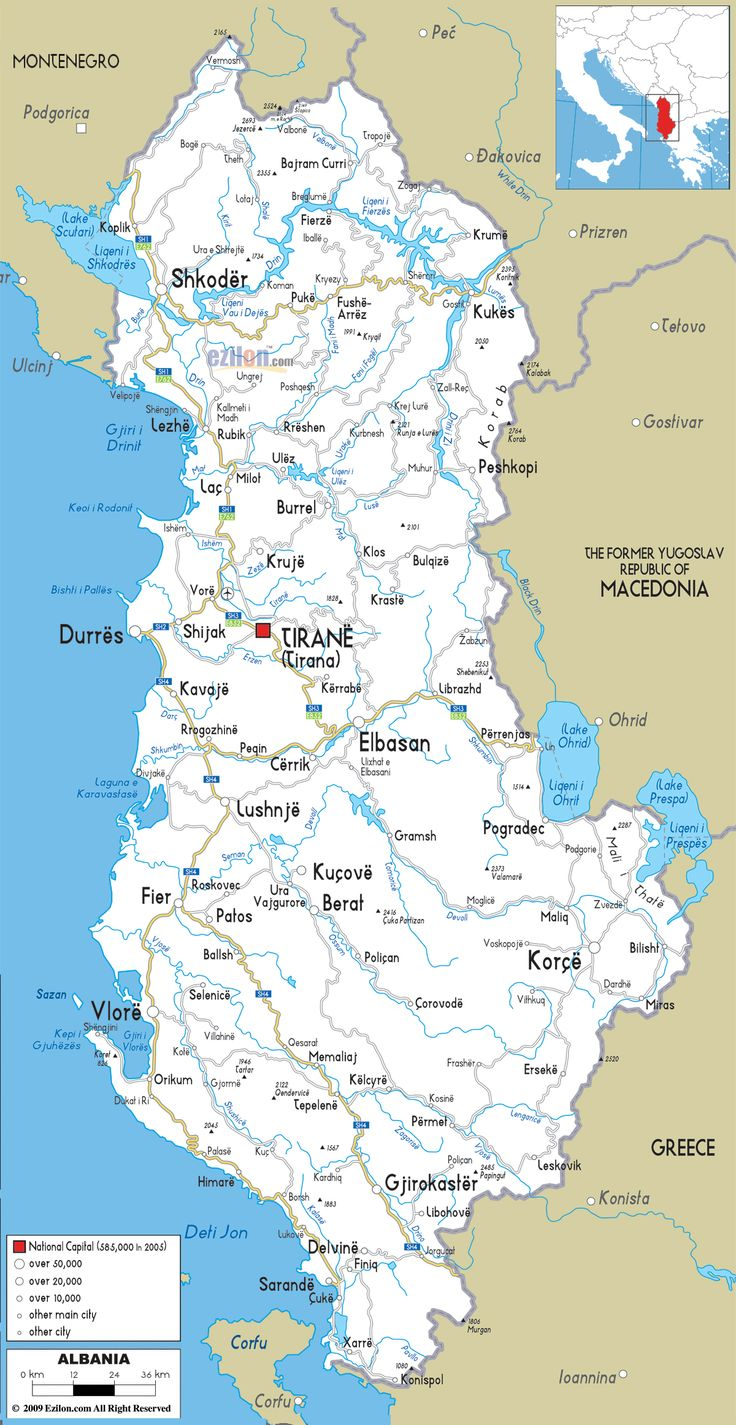 Best Albanian Culture Images On Pinterest Albanian Culture - Albania physical map 2000