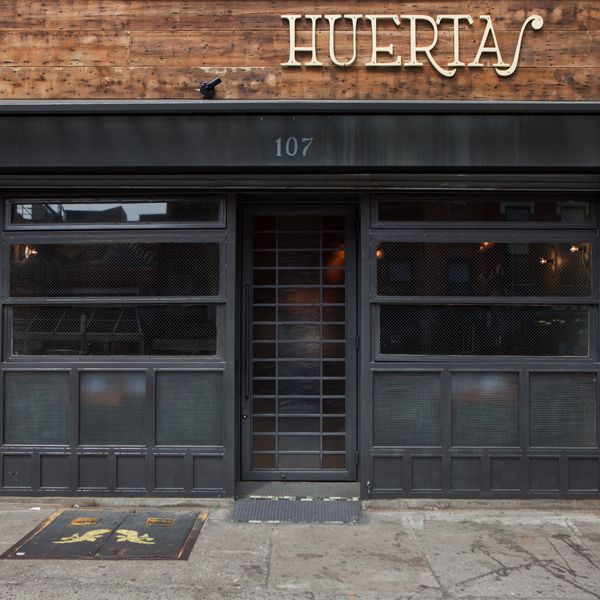 Huertas  northern-spanish tapas  1st Avenue between 6th and 7th street