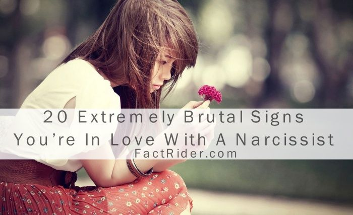 Here are 20 signs you might be dating a narcissist (only a professional can say for sure), and the many ways they'll ruin your life.
