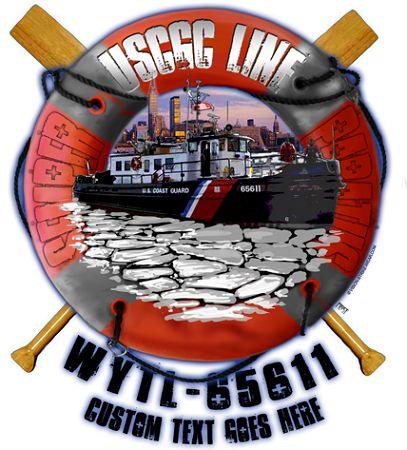 USCG Line WYTL-65611 Shirt $17.76