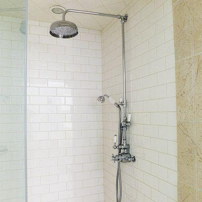 Spare Bedroom Becomes Spacious Bath