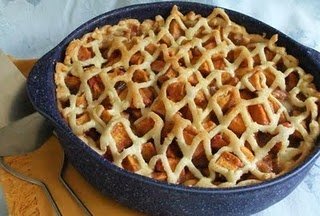 Brown Sugar Cinnamon Peach Pie – this is a Southern recipe for sure!