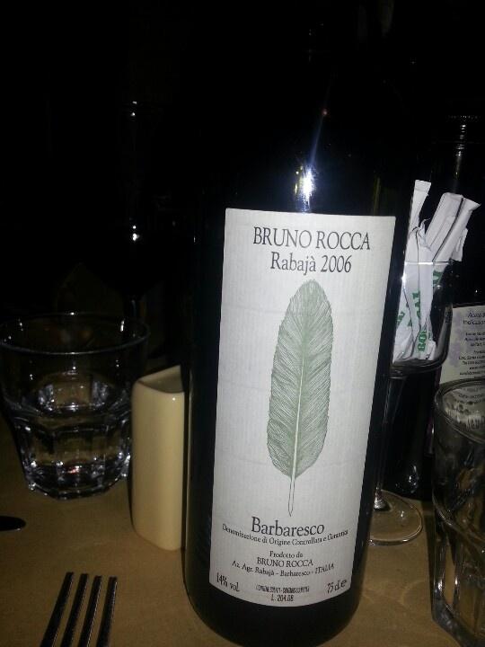 Bruno rocca barbaresco