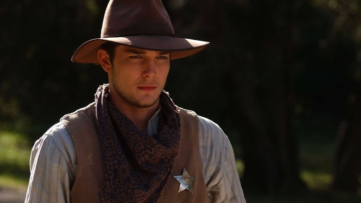 Logan Bartholomew in Love's Long Journey.   I'm pretty sure I only watched those movies for Willie LeHaye. . .
