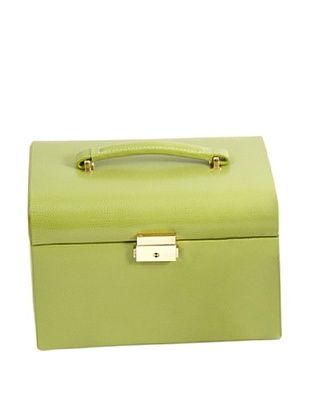 46% OFF Leather Jewelry Box, Lime Green