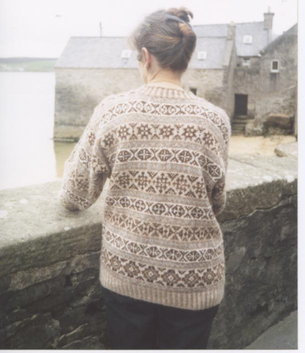 414 best Fair Isle & Stranded images on Pinterest | Knitting ...