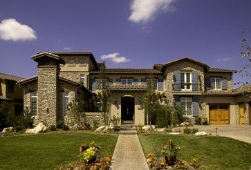 Exterior photos tuscan paint colors design pictures for Tuscan home exterior colors