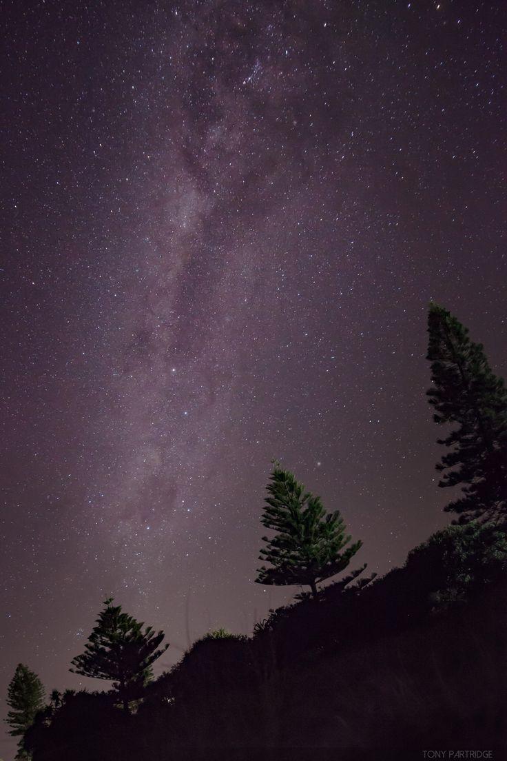 Milky Way over Lennox Head - Tony Partridge - 500px #photography