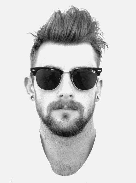 brown beard photos - Google Search