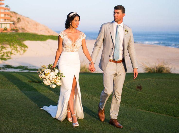 Michael Phelps married Nicole Johnson