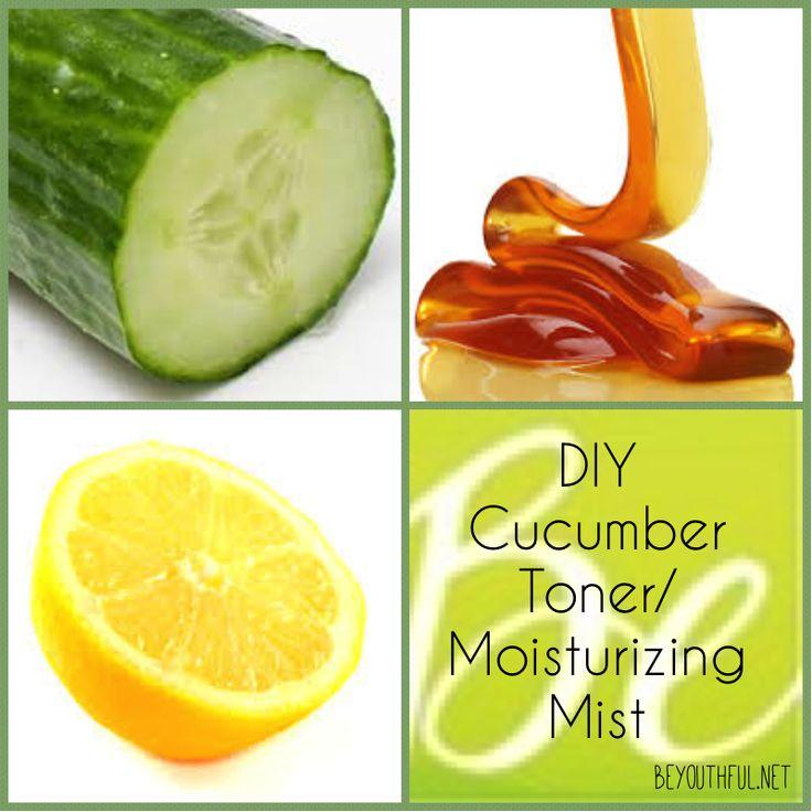cucumber toner mist