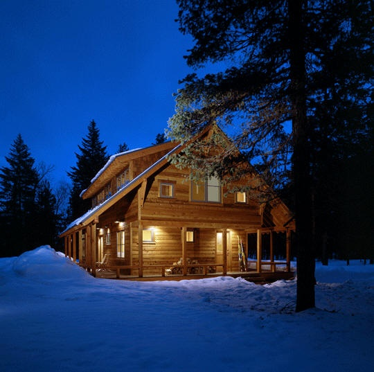 Methow River Cabin