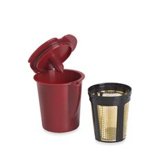 Solofill® V1 Gold Refillable Filter Cup for Keurig® Vue Brewing Sytems - Bed Bath & Beyond