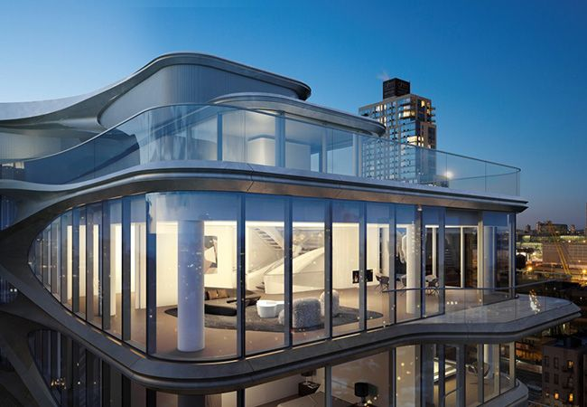 17 best images about i wanna be a part of it new york for Top residential architects nyc