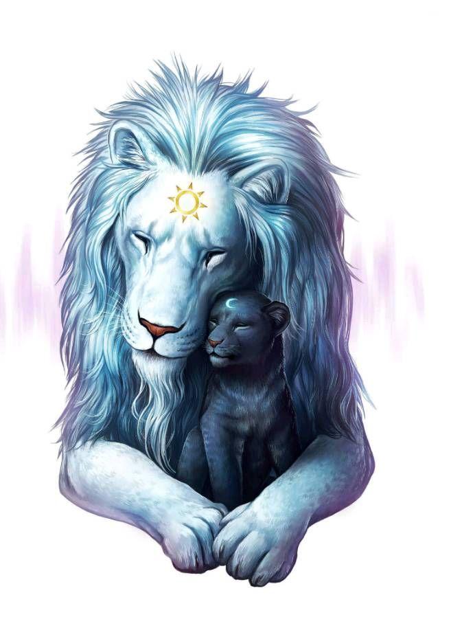 картинки лунных львы одной самых вкусных