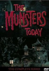 The Munsters Today seasons 1-3