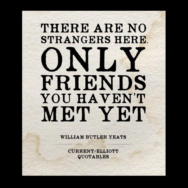 William Butler Yeats #currentelliott #quotables