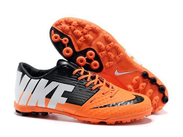 nike5 bomba finale ii chaussure de football pour homme gris orange 580447 813 football