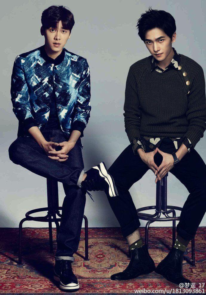 (3) ทวิตเตอร์ Yang yang, Beautiful men, Yang