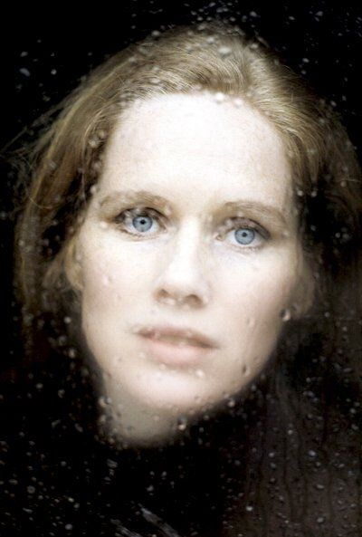 Liv Ullmann photographed by Philippe Le Tellier, 1969