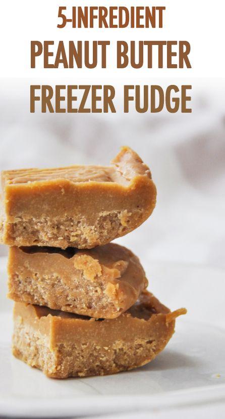 The simplest dessert on earth -- just pop it into your fridge. #dessert #fudge #freezer
