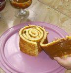 Rolled cake // Torta de piononos verticales