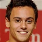 Team GB Olympic Diver Tom Daley