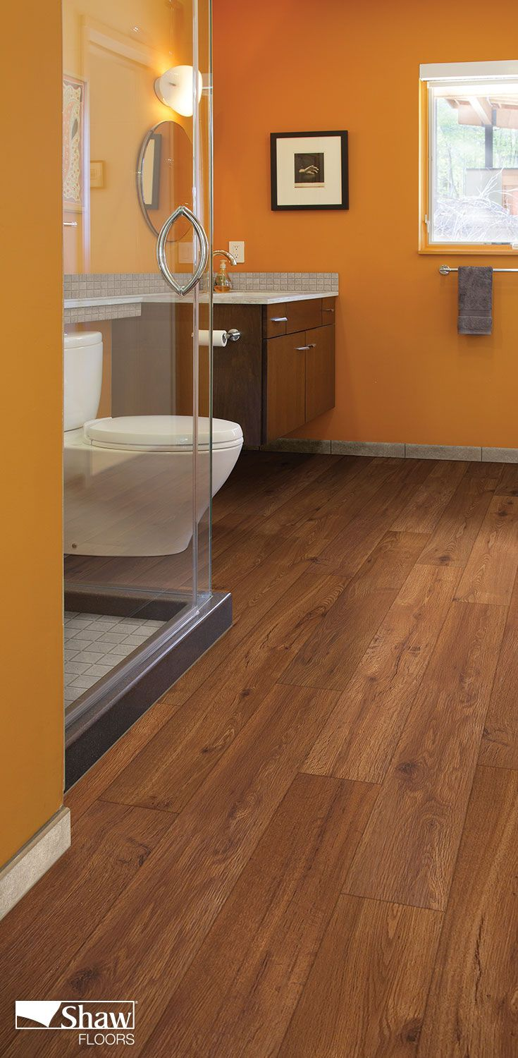 Vinyl Waterproof Flooring Bathrooms