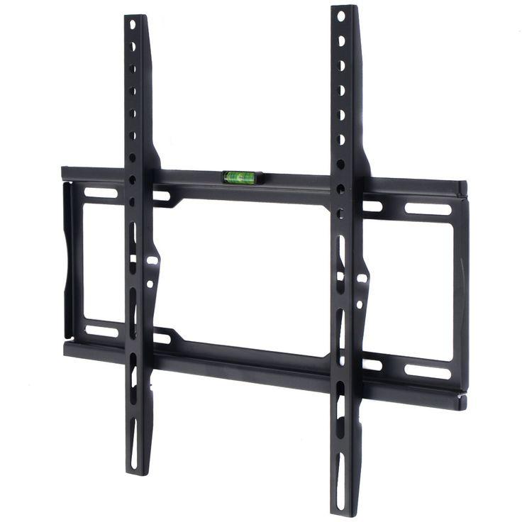 LCD LED Plasma Flat TV Wall Mount Bracket 26 32 37 40 42 47 50 52 55 60 Inch
