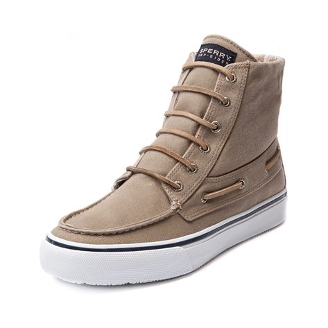 Mens Sperry Top-Sider Bahama Boot, Khaki | Journeys Shoes