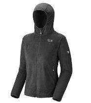 Mountain Hardwear Pyxis Hooded Fleece Jacket - Women's