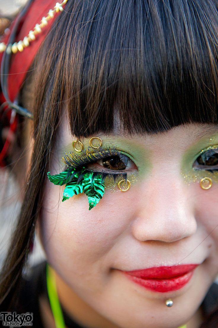 38 Best Harajuku Makeup Images On Pinterest Artistic